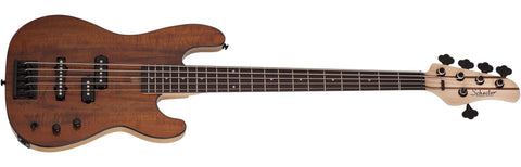 Schecter Michael Anthony MA-5 5-String Electric Bass Gloss Natural 452-SHC