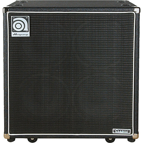 Ampeg SVT410HE 410'' Hornloaded Speaker Cabinet 500W RMS SVTCL - L.A. Music - Canada's Favourite Music Store!