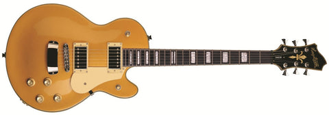 Hagstrom Swede Mahogany Gold Top Electric Guitar - L.A. Music - Canada's Favourite Music Store!