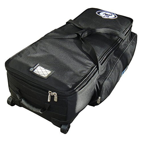 "Protection Racket 5038W-09 38"" x16"" x 10"" Hardware Bag Wheels"