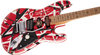 EVH Striped Series Frankie Red- White - Black Relic 5107900503 NEW FOR 2020