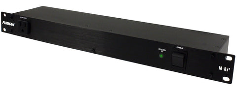 Furman M8X2 Merit Series Power Conditioner - L.A. Music - Canada's Favourite Music Store!