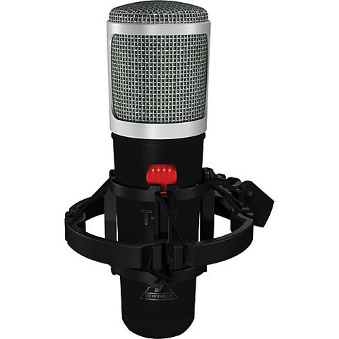 Behringer T 47 Vacuum Tube Condenser Microphone - L.A. Music - Canada's Favourite Music Store!