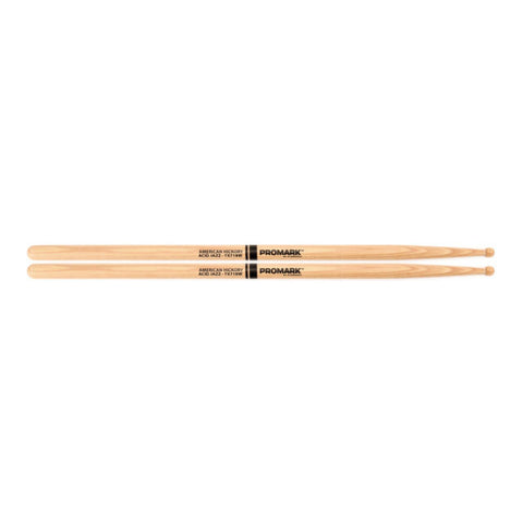 ProMark TX718W Hickory 718 Acid Jazz Wood Tip Drumsticks