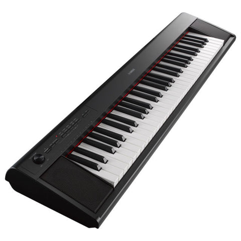 Yamaha NP12 61-Key Piaggero Digital Piano