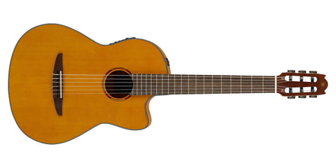 NCX1FM YAMAHA ELECTRIC ACOUSTIC GUITAR Classical NCX1FM NATURAL