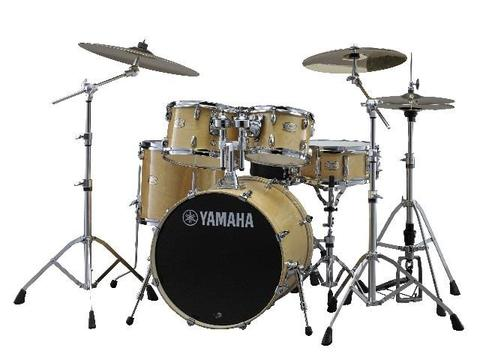 Yamaha 10,12, 16ft, SD, 22, TH, HW780 SBX2F57 NW w/ hardware Natural Wood
