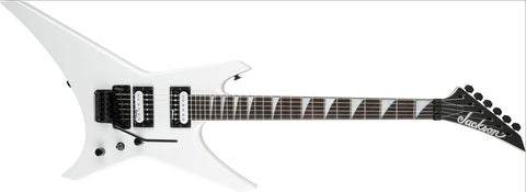 Jackson USA WR1 Warrior, Ebony Fretboard, Snow White 2803080876 - L.A. Music - Canada's Favourite Music Store!