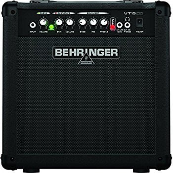 Behringer VT15CD 15 Watt Guitar Amplifier - L.A. Music - Canada's Favourite Music Store!