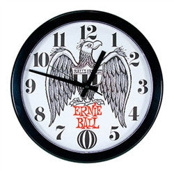 "Ernie Ball Eagle Clock 14-1/2"" Diameter EBP06230 - L.A. Music - Canada's Favourite Music Store!"