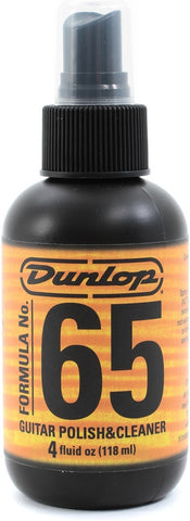 Dunlop 654 Formula No. 65 One Bottle - L.A. Music - Canada's Favourite Music Store!