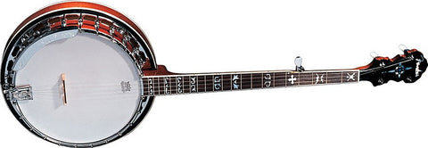 Fender FB 55 Banjo Natural 0955500021 - L.A. Music - Canada's Favourite Music Store!