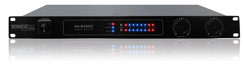 Technical Pro DA-B3000 Professional Digital Power Amplifier