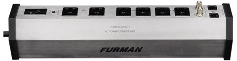 Furman PST-6 Power Station Series - L.A. Music - Canada's Favourite Music Store!
