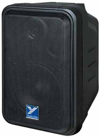 Yorkville C120-70 Coliseum Series Compact Wall Mount Speaker - 100 Watts / 70 Volt