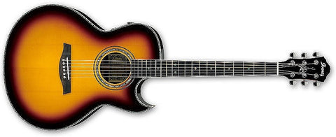 Ibanez JSA20VB Joe Satriani Signature Electric Acoustic - L.A. Music - Canada's Favourite Music Store!