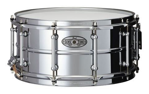 Pearl STA1465S 14 x 6.5, 1mm Beaded Steel
