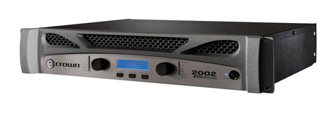 Crown XTI2002 XTI 2000 Watt Power Amplifier w/DSP - L.A. Music - Canada's Favourite Music Store!