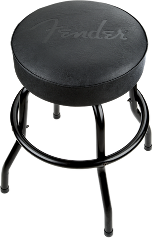 "Fender Black Out Bar Stool 24"" 9100323506"