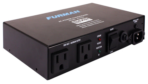 Furman AC-215A 120V/15A Power Conditioner -2 Outlet Video and Auto Reset - L.A. Music - Canada's Favourite Music Store!