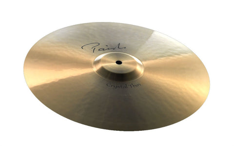 "Paiste Crystal Thin 20"" Ride - L.A. Music - Canada's Favourite Music Store!"