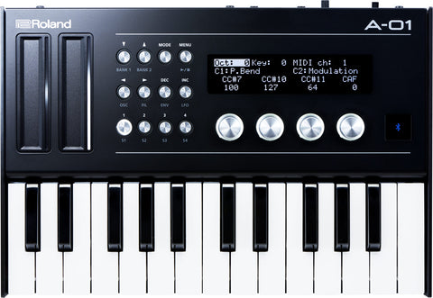 Roland A-01 Controller+Generator