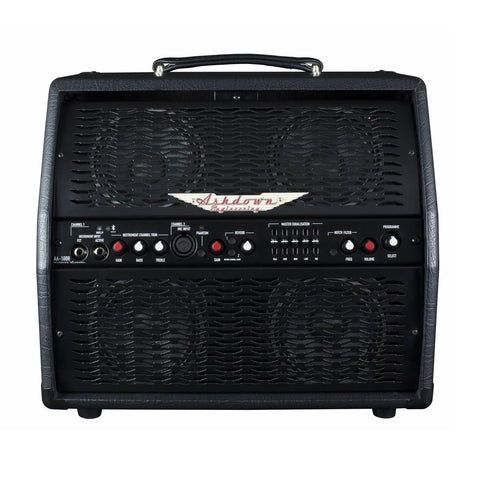 "Ashdown Engineering Professional 100w 4 x 5"" Acoustic Combo with Reverb"