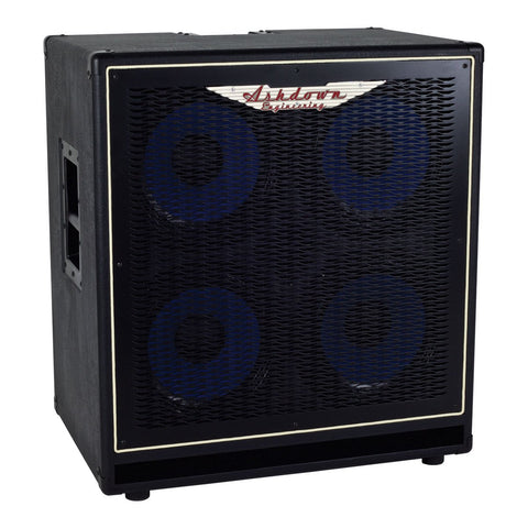 "Ashdown Engineering 4x10"" 650-Watt Bass Cabinet with Horn ABM-410H-EVO-IV"