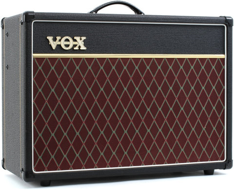"Vox 15-watt 1x12"" Tube Combo with Alnico Blue Speaker AC15C1X"
