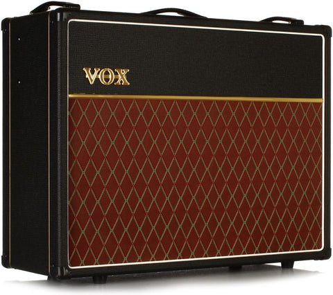 Vox AC15C2 15w combo with 2x12 Celestion G12M Greenback, Opt VFS2A