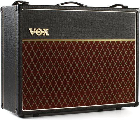 Vox 30 watt 2x12 Tube Amplifier Combo AC30C2