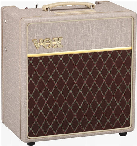 Vox AC4HW1 Hand Wired AC4 4w combo with Celestion G12M Greenback