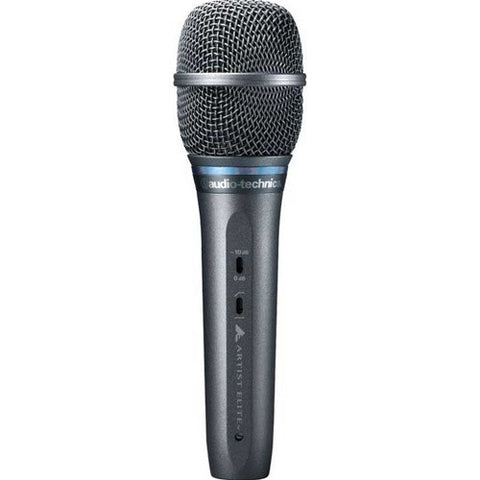 Audio Technica AE5400 Cardioid Capacitor Microphone - L.A. Music - Canada's Favourite Music Store!
