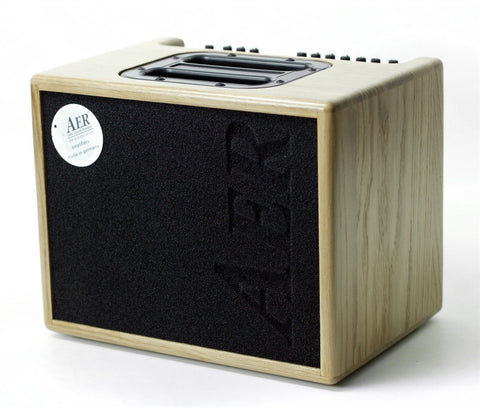 AER Acousticube 3 ONT Natural Stained Oak - L.A. Music - Canada's Favourite Music Store!