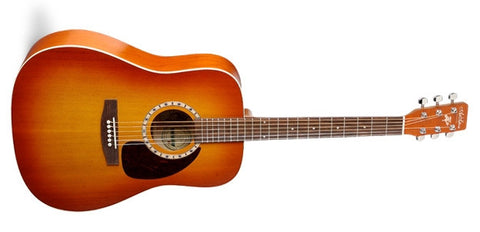 Art & Lutherie Cedar Sunrise Dreadnaught Acoustic Guitar 016778