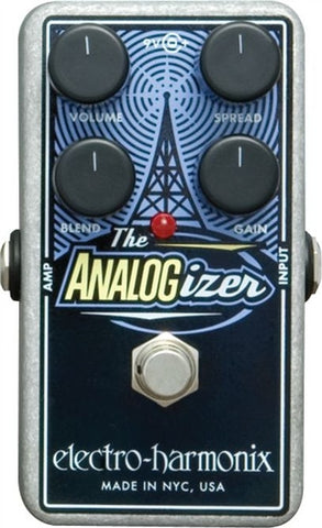 Electro-Harmonix Analogizer Guitar Effects Pedal - L.A. Music - Canada's Favourite Music Store!