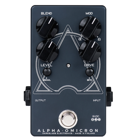 Darkglass Electronics Alpha-Omicron