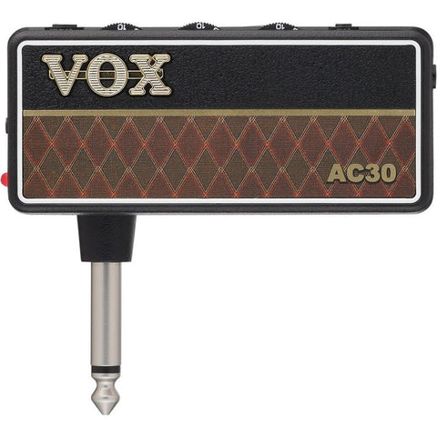 Vox AP2-AC Amplug2 Practice Headphone Amp with aux in, AC30, Rhythms and FX