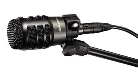 Audio Technica ATM250 Dynamic Kick Drum Microphone - L.A. Music - Canada's Favourite Music Store!