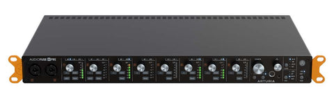 ARTURIA AUDIO FUSE 8 PRE 8 Channel Audio Interface