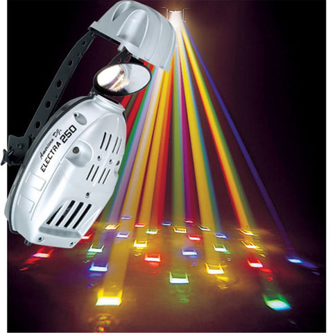 American DJ ELECTRA 250 Moonflower Light (EHJ) - L.A. Music - Canada's Favourite Music Store!