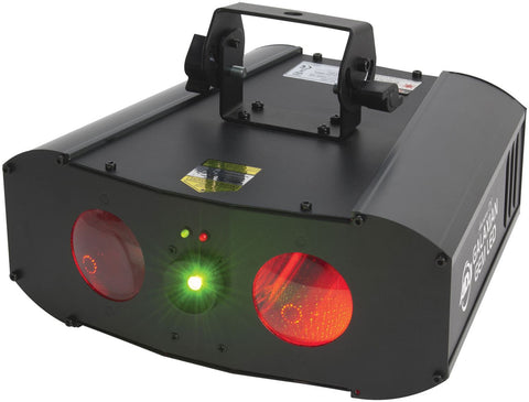 American DJ GALAXIAN GEM LED 2in1 LED & Laser Effect GEM LED & Micro Galaxian