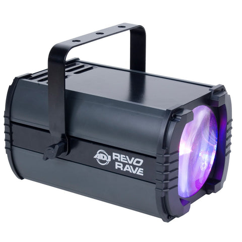 American DJ Revo Rave Rotating LED Moonflower - L.A. Music - Canada's Favourite Music Store!