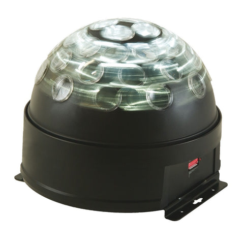 American DJ STARBALL LED DMX 34 Beam Dome Effect with 3W White LED Source - L.A. Music - Canada's Favourite Music Store!
