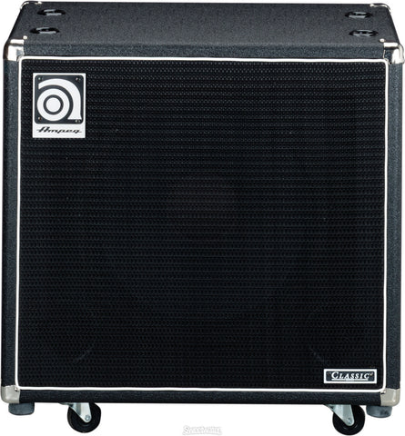 Ampeg SVT15E 115'' Speaker Cabinet 200W RMS SVTCL - L.A. Music - Canada's Favourite Music Store!
