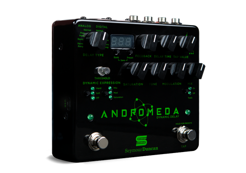 Seymour Duncan ANDOMEDIA PROGRAMMABLE DELAY Pedal