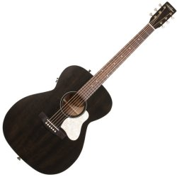 Art and Lutherie Legacy Concert Hall Faded Black 045563