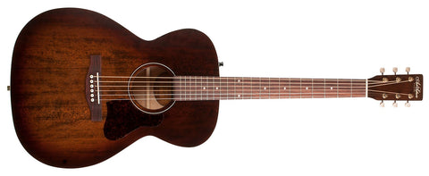 Art and Lutherie Legacy Concert Hall Bourbon Burst 045570