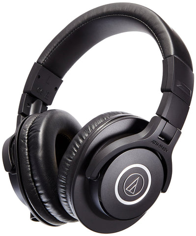 Audio-Technica ATH-M40x Headphones - L.A. Music - Canada's Favourite Music Store!