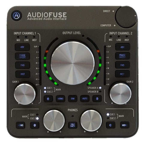 Arturia AudioFuse-Space Grey AF-SPACE-GRAY